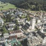 Innichen im Südtirol